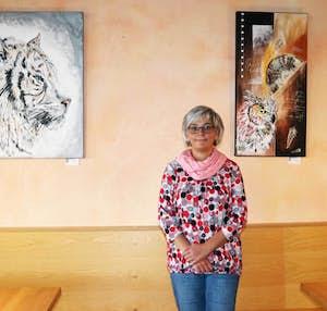 Carole Bever Porträt WEB