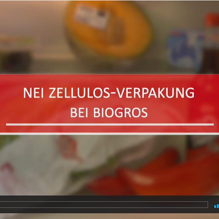 Film Zellulose Verpackung