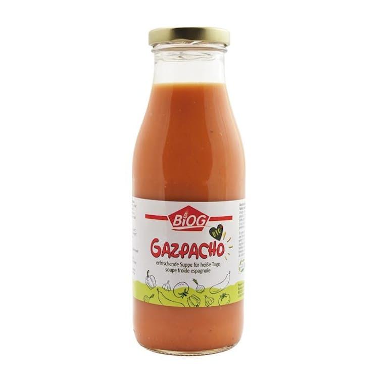 Gaspacho Produkt WEB