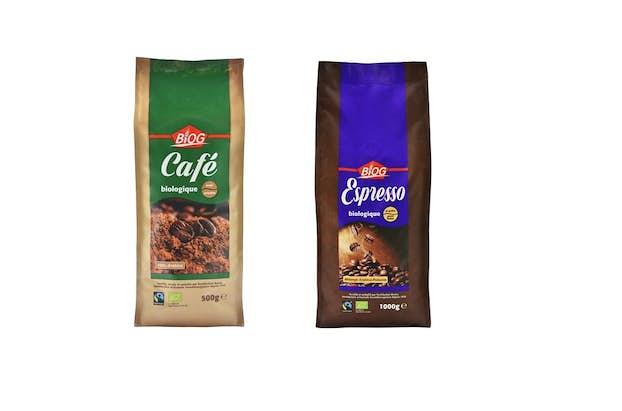 Kaffee Produkt WEB