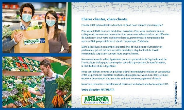 Naturata Merci 2020