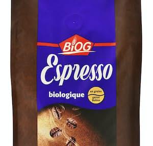 6157 BIOG Espresso en grains 1000g RVB