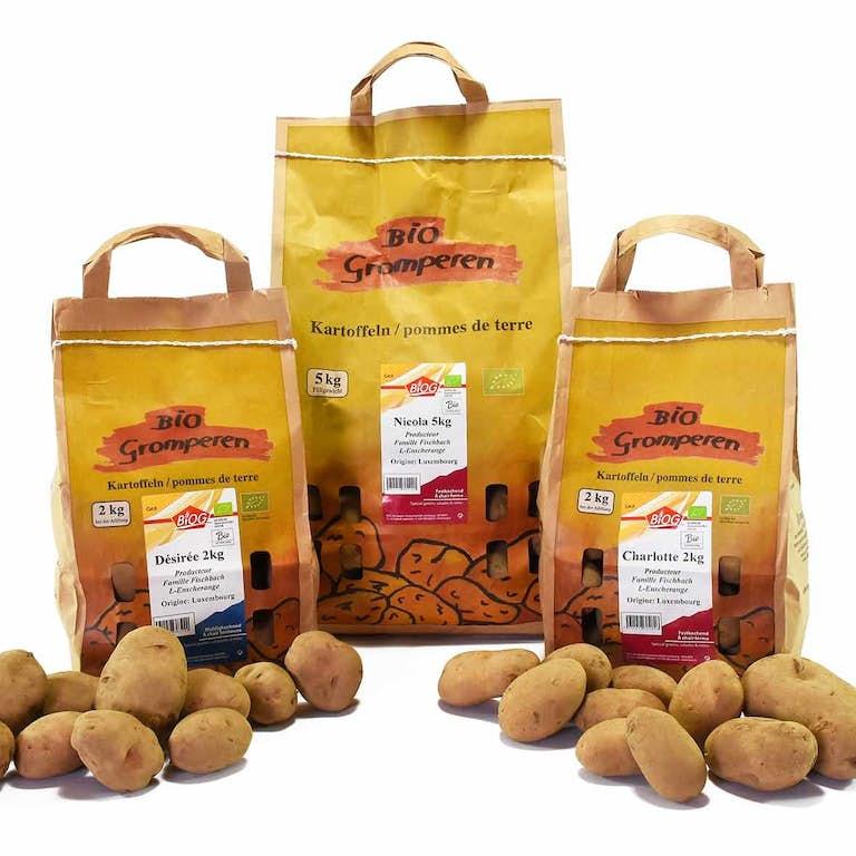 BIOG Bio Kartoffeln