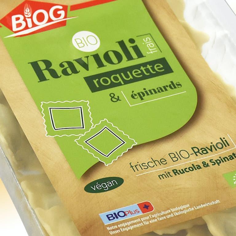 BIOG_Ravioli Rucola_Banner