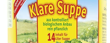 Klare Suppe 250g