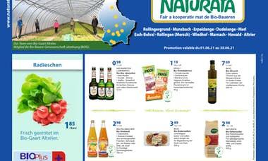 NATURATA Annonce mensuelle juni A4 Internet
