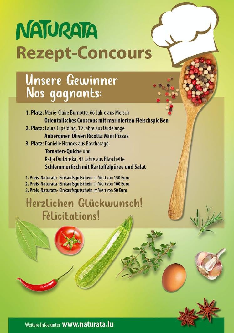 Naturata Rezept Concours Gewinner A5