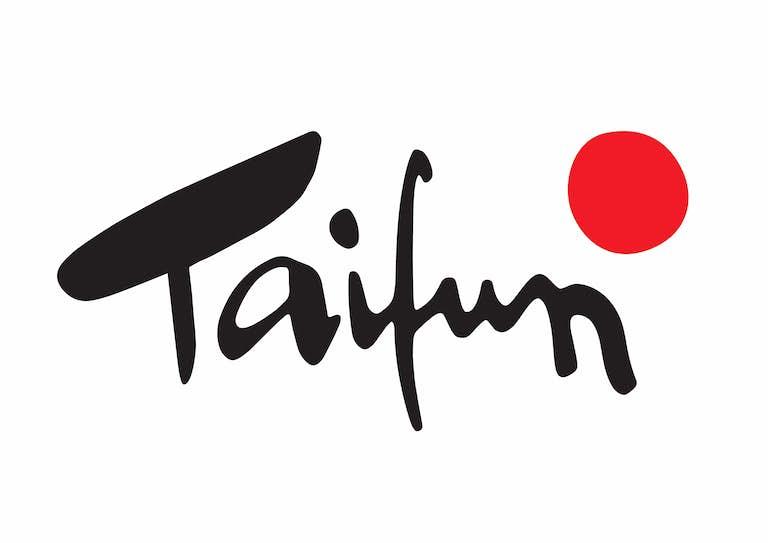 Taifun Logo Print 4c